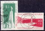 DDR Mi.-Nr. 566/7 oo