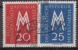 DDR Mi.-Nr. 596/7 oo