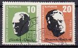 DDR Mi.-Nr. 604/5 oo