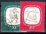 DDR Mi.-Nr. 624/25 oo