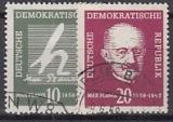 DDR Mi.-Nr. 626/7 oo