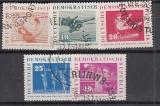 DDR Mi.-Nr. 707/11 oo
