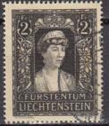 Liechtenstein-Mi.-Nr. 256 oo