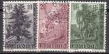 Liechtenstein-Mi.-Nr. 357/9 oo