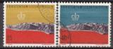 Liechtenstein-Mi.-Nr. 369/70 oo
