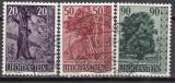 Liechtenstein-Mi.-Nr. 377/79 oo