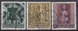 Liechtenstein-Mi.-Nr. 386/88 oo