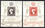 Luxemburg Mi.-Nr. 488/89 **