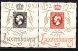 Luxemburg Mi.-Nr. 488/89 ZD **