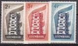 Luxemburg Mi.-Nr. 555/57 **