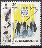 L-Mi.-Nr. 1535/6 **