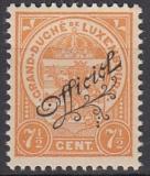 Luxemburg Dienst Mi.-Nr. 108 **