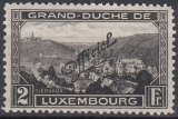 Luxemburg Dienst Mi.-Nr. 167 **