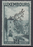 Luxemburg Dienst Mi.-Nr. 176 **