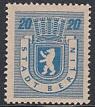 SBZ Mi.-Nr. 6 A VI ** gepr.