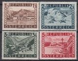 Österreich Mi.-Nr. 767/70 II **