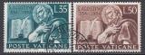 Vatikan Mi.-Nr. 225/26 oo