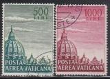 Vatikan Mi.-Nr. 280/81 oo
