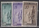CEPT Vorläufer Italien Mi.-Nr. 774/76 postfrisch