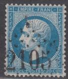 Alt - Frankreich Mi.-Nr. 21 a oo