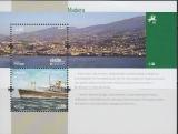 CEPT - Azoren Block 2012 **