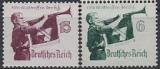 Deutsches Reich Mi.-Nr. 584/85 y **