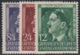 Generalgouvernement Mi.-Nr. 117/19 **