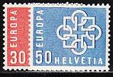 CH - Mi.-Nr. 679/80