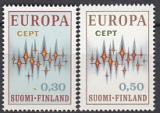 CEPT - Finnland 1972 **
