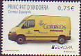 CEPT - Andorra sp. 2013 **