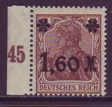 Deutsches Reich Mi.-Nr. 154 I b ** Fotobefund
