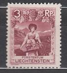 Liechtenstein-Mi.-Nr. 94 A **