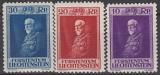 Liechtenstein-Mi.-Nr. 122/24 **