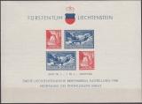 Liechtenstein-Mi.-Nr. Block 2 **