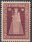 Liechtenstein-Mi.-Nr. 197 **