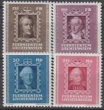 Liechtenstein-Mi.-Nr. 207/10 **