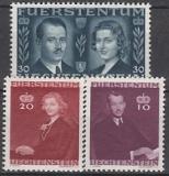 Liechtenstein-Mi.-Nr. 211/13 **