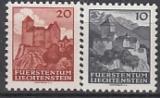 Liechtenstein-Mi.-Nr. 222/23 **