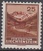Liechtenstein - Dienst Mi.-Nr. 15 a **