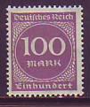 Deutsches Reich Mi.-Nr. 268 b **