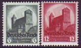 Deutsches Reich Mi.-Nr. 546/47 **