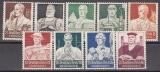 Deutsches Reich Mi.-Nr. 556/64 **