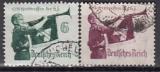 Deutsches Reich Mi.-Nr. 584/85 x oo