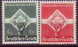Deutsches Reich Mi.-Nr. 571/72 **