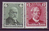 Deutsches Reich Mi.-Nr. 604/05 **