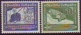 Deutsches Reich Mi.-Nr. 669/70 **