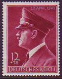 Deutsches Reich Mi.-Nr. 813 y **