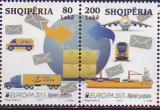 CEPT - Albanien 2013 **