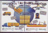 Cept - Albanien 2013 oo