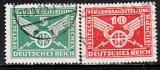 Deutsches Reich Mi.-Nr. 370/71 Y oo